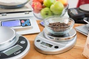 Best Kitchen Scale: The Comparison